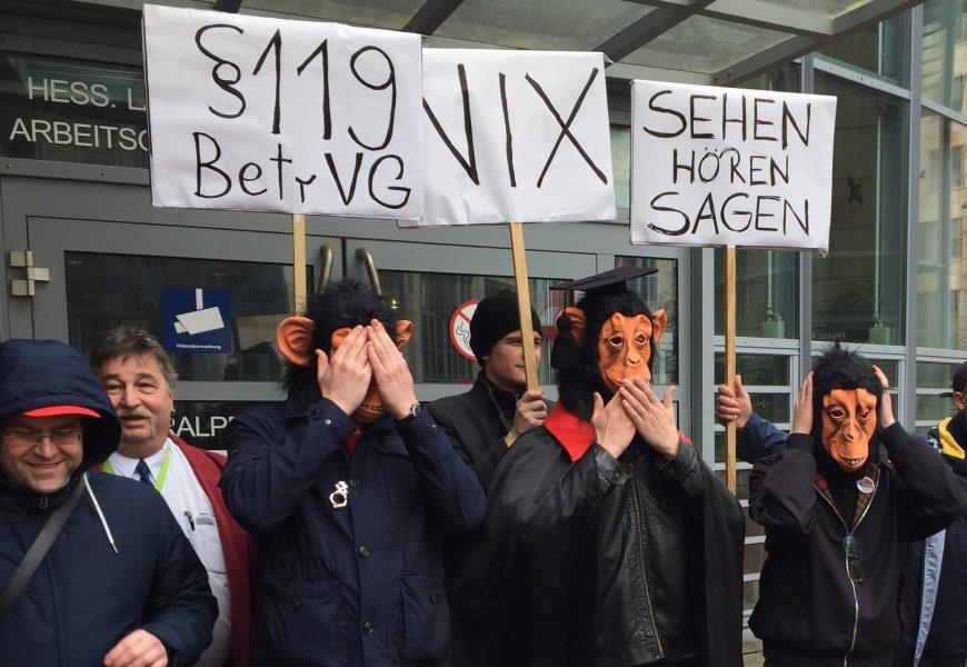 I-SEC: Arbeitsgericht entscheidet für BR-Vorsitzenden