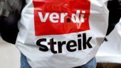 Foto einer Streikweste