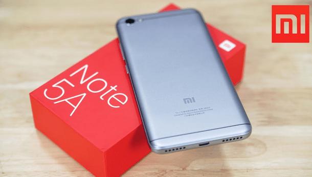 Cara Unlock Bootloader Redmi Note 5A