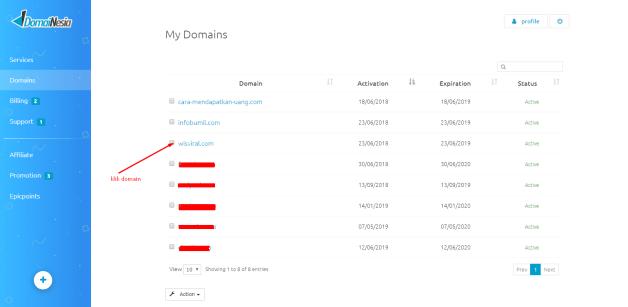 beli domain dari domainesia