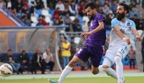 النعمانية بطلا لدوري الدرجة الأولى لكرة القدم في واسط