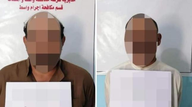القبض على متهمين بالدكة العشائرية في واسط
