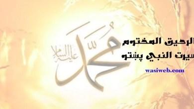 Photo of سیرت النبي پښتو – پنځلسمه برخه