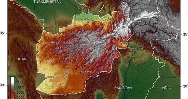 Photo of چشم انداز زمین شناسی افغانستان