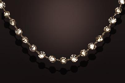 Diamond Chain Waskoll Joaillier Rue De La Paix Paris