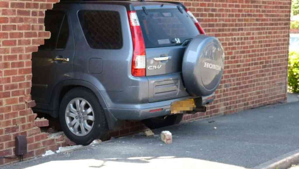 أغرب حوادث السيارات