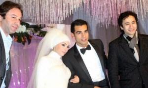 زواج محمد صلاح