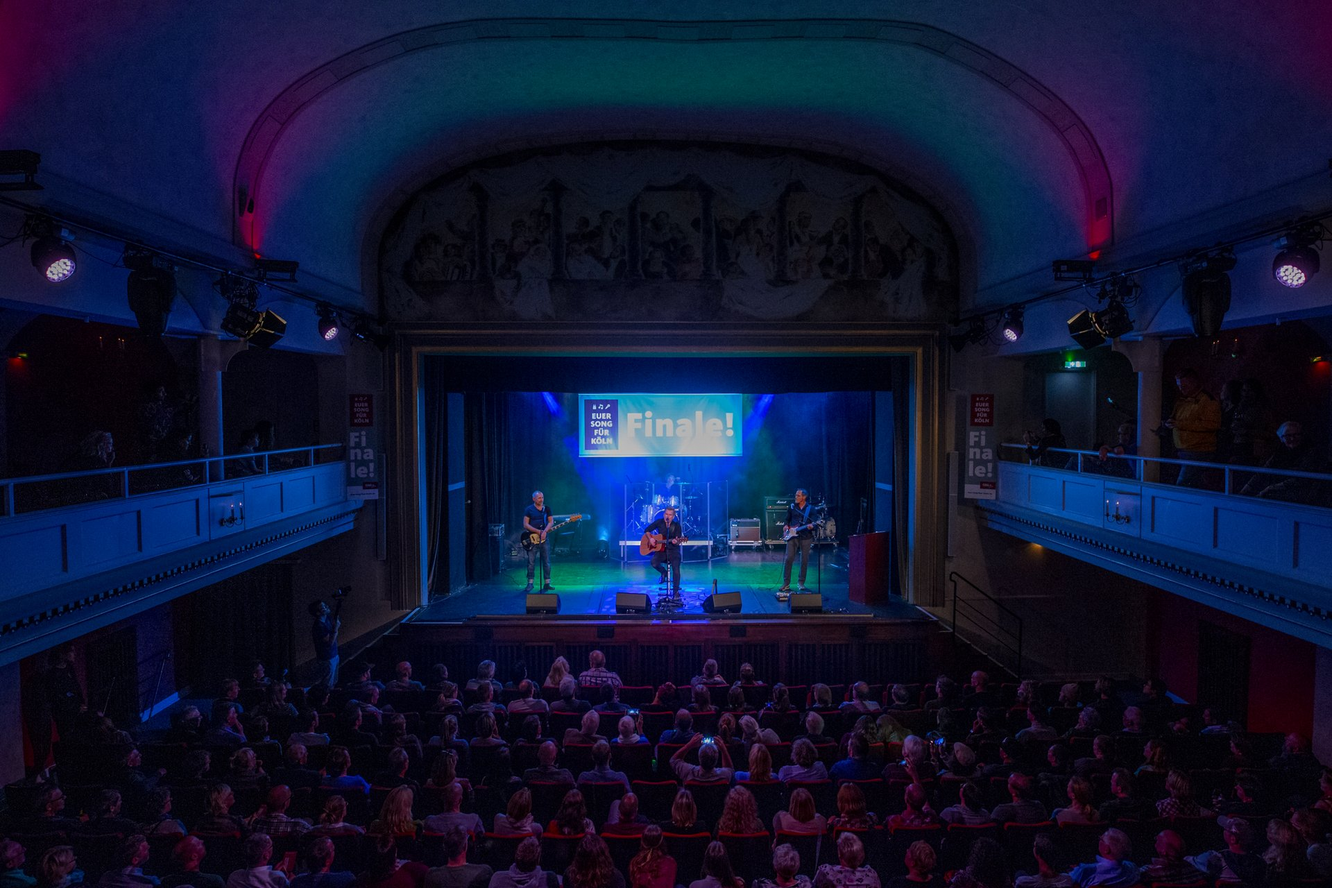 Dein Song für Köln 2019 Thilo Schmülgen Wat Ess!? GAG Immobilien AG