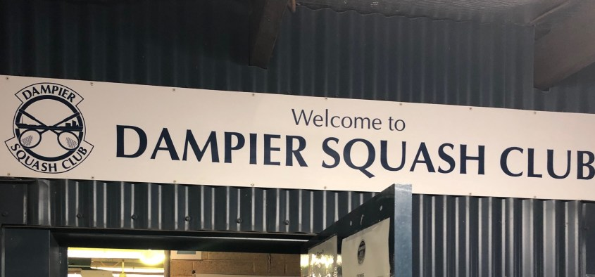 Welcome Dampier