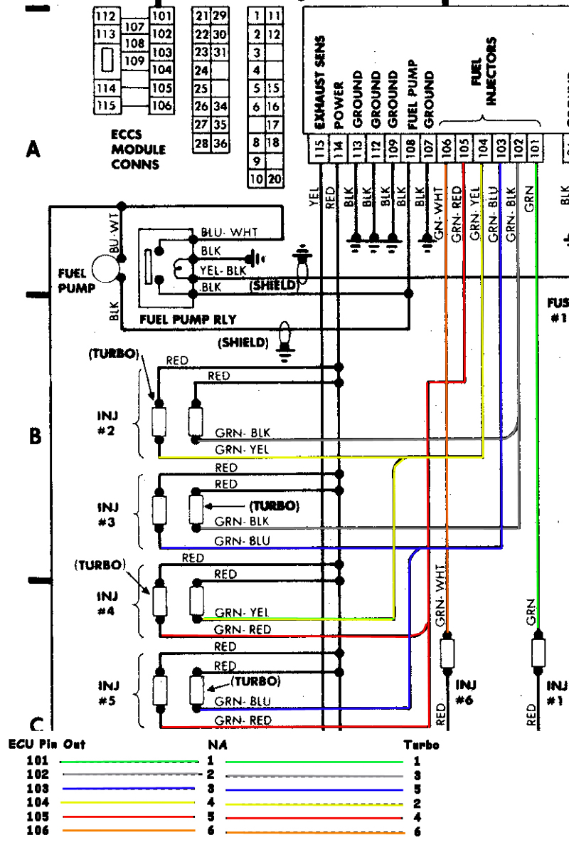 medium resolution of nissan wiring harness diagram free picture schematic wiring library 300zx engine wiring harness diagram 35 wiring
