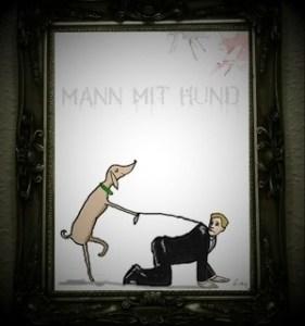 mannmithund