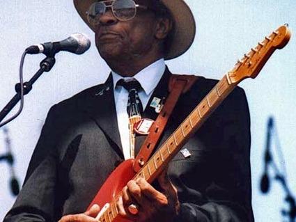 Hubert Sumlin 2003