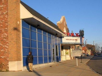 Das Staxmuseum in Memphis