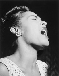 """Lady Sings The Blues"" – Billie Holiday und andere Frauen im Crossroad Cafe am 19. Juli"