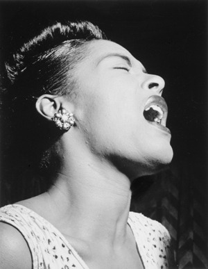Billie Holiday (Foto: William P. Gottlieb)