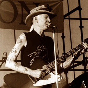 Johnny Winter 1990