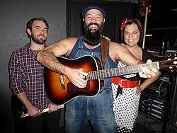 The Reverend Peyton's Big Damn Band oder: Die Familienbande vom Lande