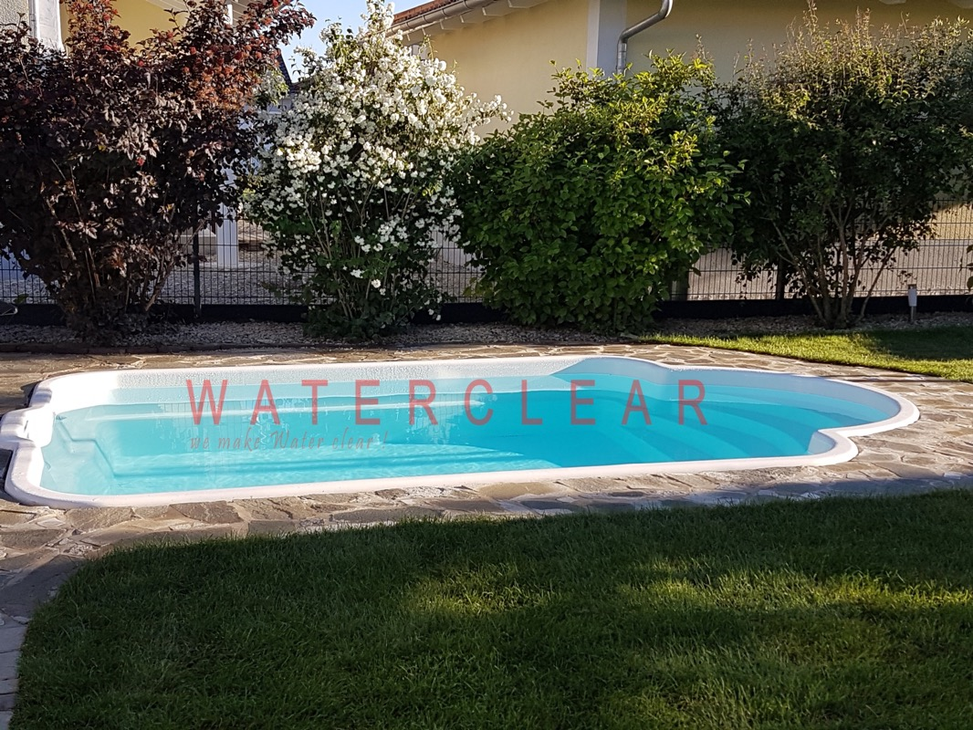 Pool Bausatz Desjoyaux Pool Bauen Tiefe