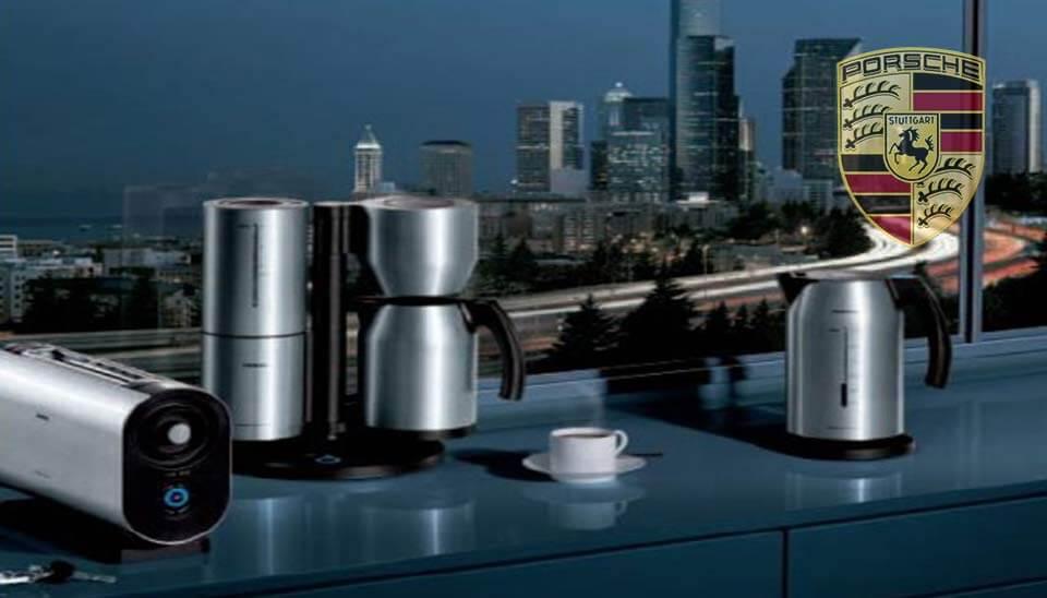 Wasserkocher Porsche Design  Siemens TW911P2 Wasserkocher
