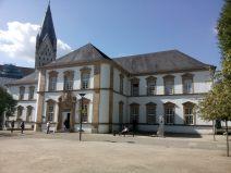 Die Zentralbibliothek in der ehemaligen Domdechanei