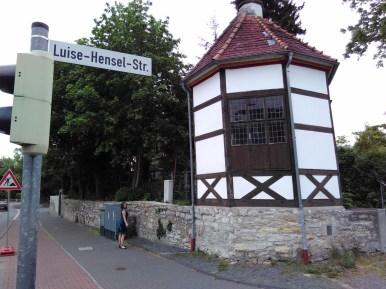 Der Luise-Hensel-Turm 2