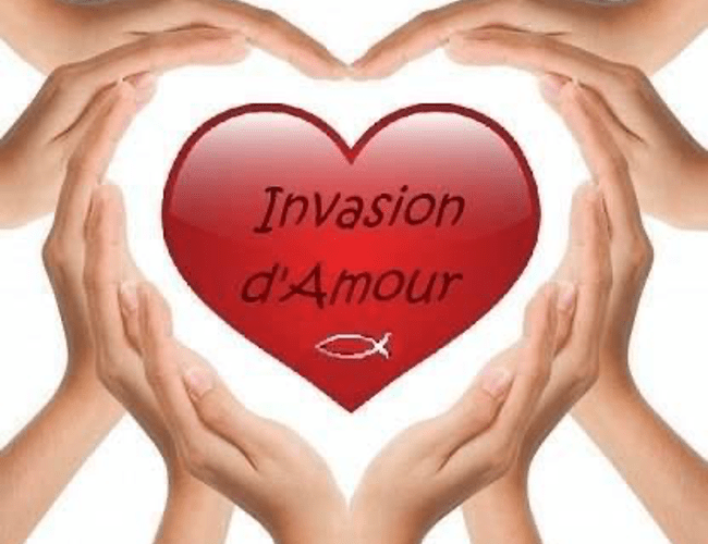 Invasion d'Amour
