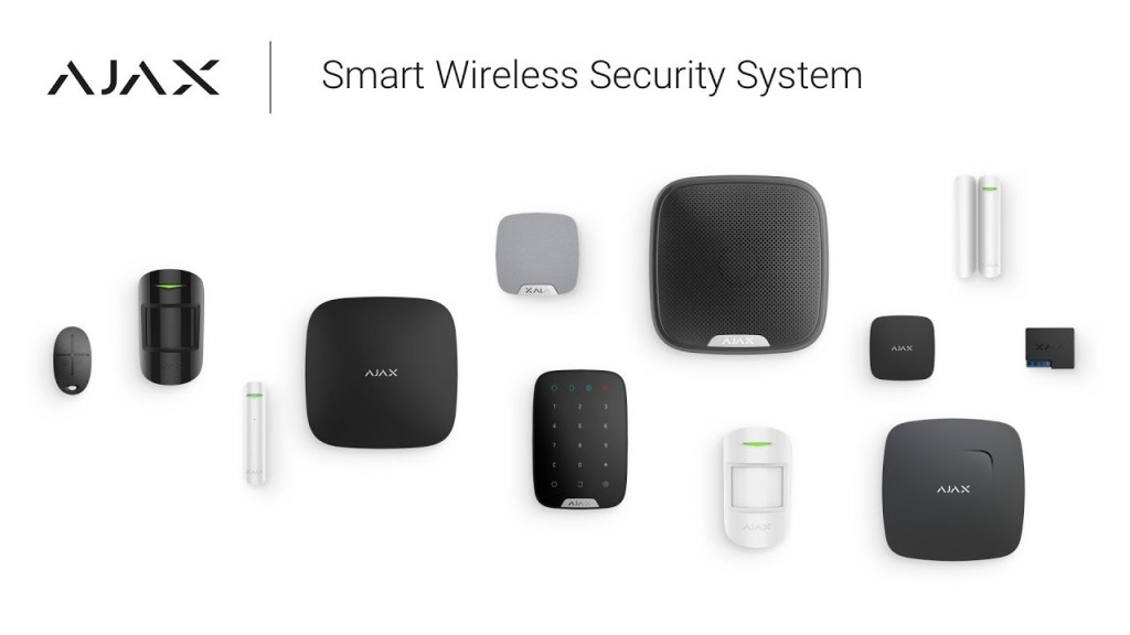 Smart Wireless Security System