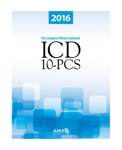 2016ICD10PCS