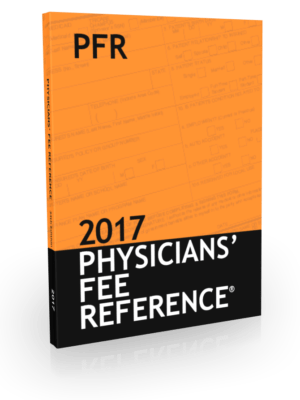 Physicians Fee Reference 2017