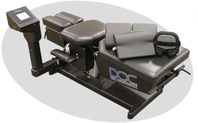 spinal decompression chair rent chairs wedding at wasserman chiropractic in coral springs fl