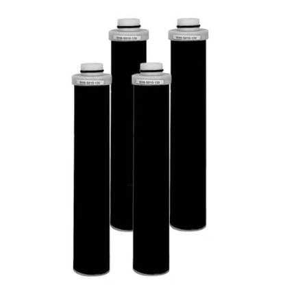 Wasserfilter für den Wasserhahn permaster sanus Filterkerze / Filtereinsatz FC-K 10 im Vorteilpaket zum Austausch oder Wechsel wassershop günstig