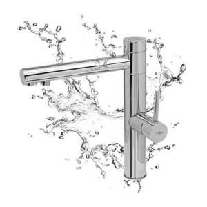 Wasserfilter für den Wasserhahn 3-Wege-Wasserhahn Küche Wasserhahn 3-Wege-Armatur perma-trade