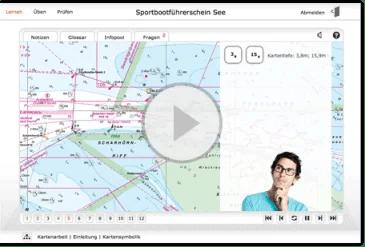 E-Learning,onlinekurs,Sportbootführerschein,binnen,See,UBI,SRC,Bodenseeschifferpatent
