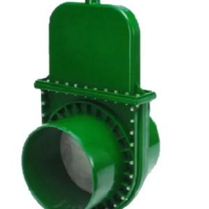 PVC Zugschieber