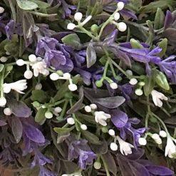 Detailansicht Lavendelblüten