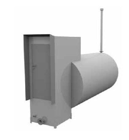 Quellwasserbehälter-Edelstahl-Erdeinbau-Eingang-mit-Tür