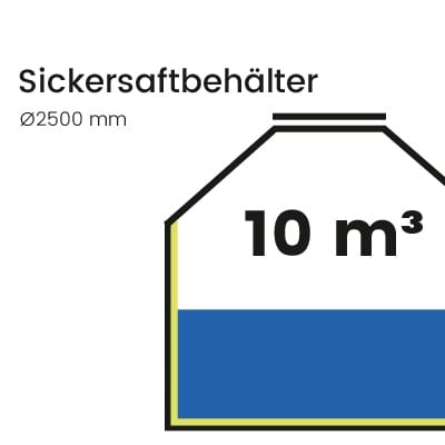 Sickersaftbehälter-10000l