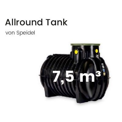 Speidel-Kunststofftank-7500l