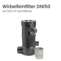 WISY Wirbel-Feinfilter WFF150
