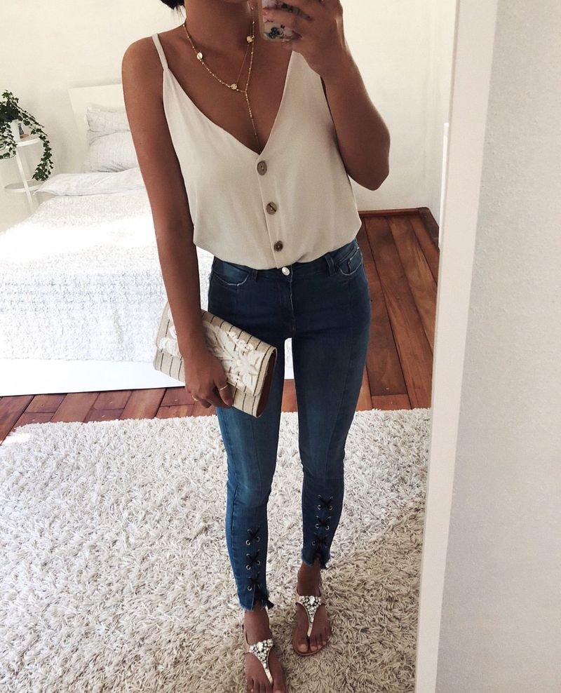 Easy and Casual Summer Outfits Ideas for Women