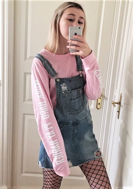 Summer Grunge outfits
