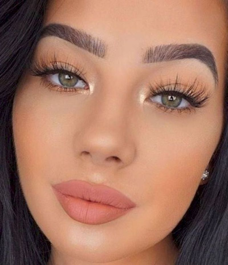 55 Best Natural Makeup Ideas for Women