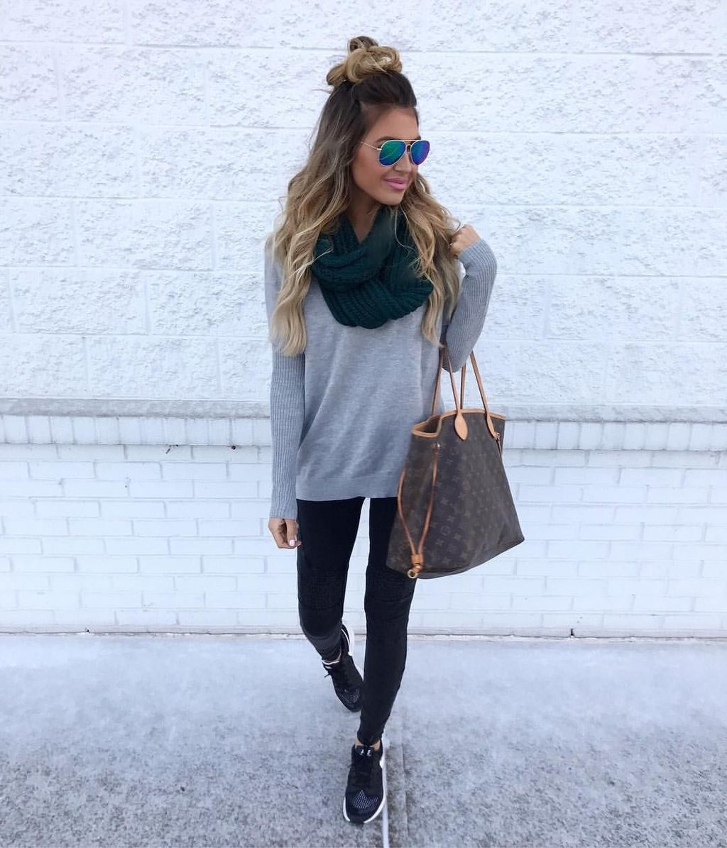 Best Winter Outfits Ideas With Leggings