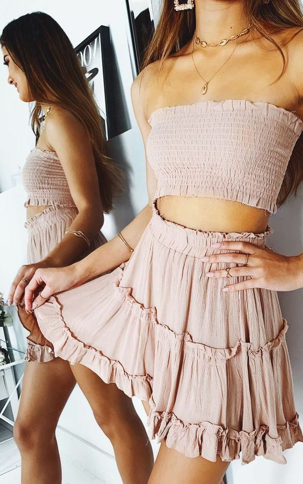 Gorgeous Outfits Ideas For Summer