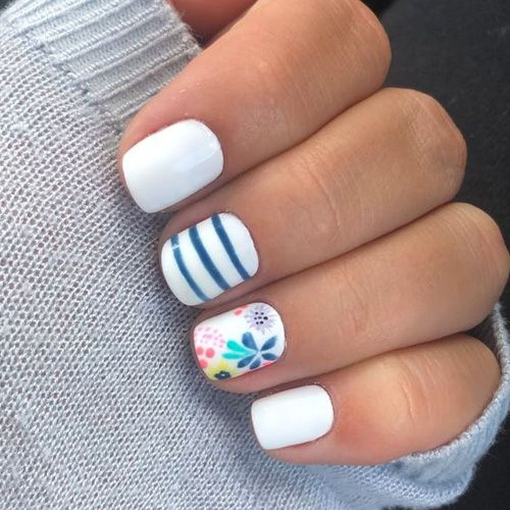 Nail Art Designs Ideas For Summer