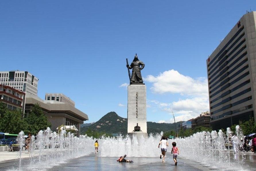 Walking Tour in Seoul-Gwanghwamun,Samcheongdong and Gyeongbokgung Palace_Part2