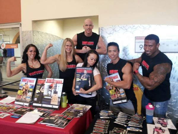 NW Fitness Mag Team