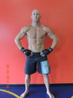 "Travis Doerge Pro MMA Fighter & Event Manager of ""The Redemption"" NW MMA Cage Championship Invitational"