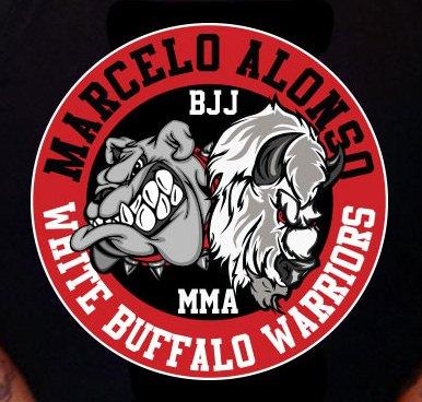 Marcelo Alonso, White Buffalo Warriors, BJJ, MMA