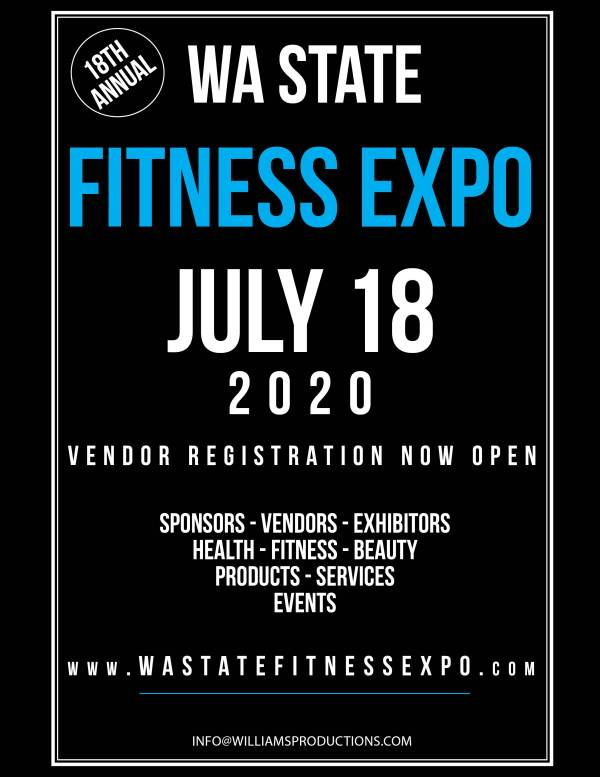 Wa State Fitness Expo